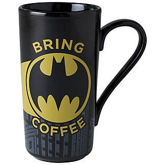 Batman Latte Mug