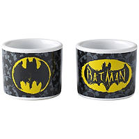 2 Batman Egg Cups