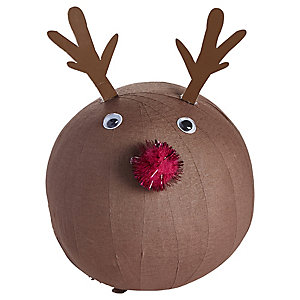 Unroll Rudolph Party Game