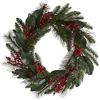 Luxury Outdoor Wreath alt image 1