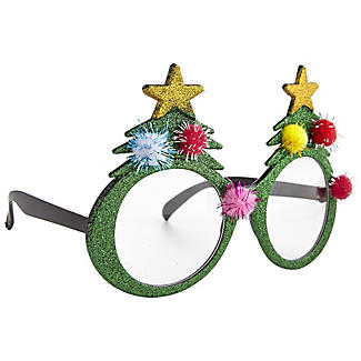 Christmas Tree Funglasses