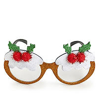 Glitter Pudding Funglasses