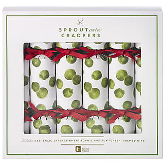 6 Sprout Crackers