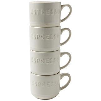 4 La Cafetière Origins Espresso Cups