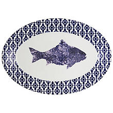 Artesa Oval Serving Plate