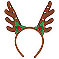 Jingle Reindeer Headband