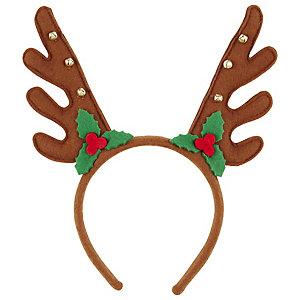 Jingle Reindeer Headband