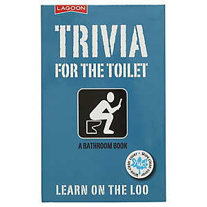 Trivia Bathroom Book