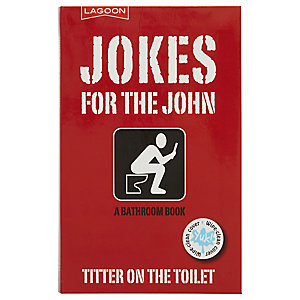 Jokes Bathroom Book