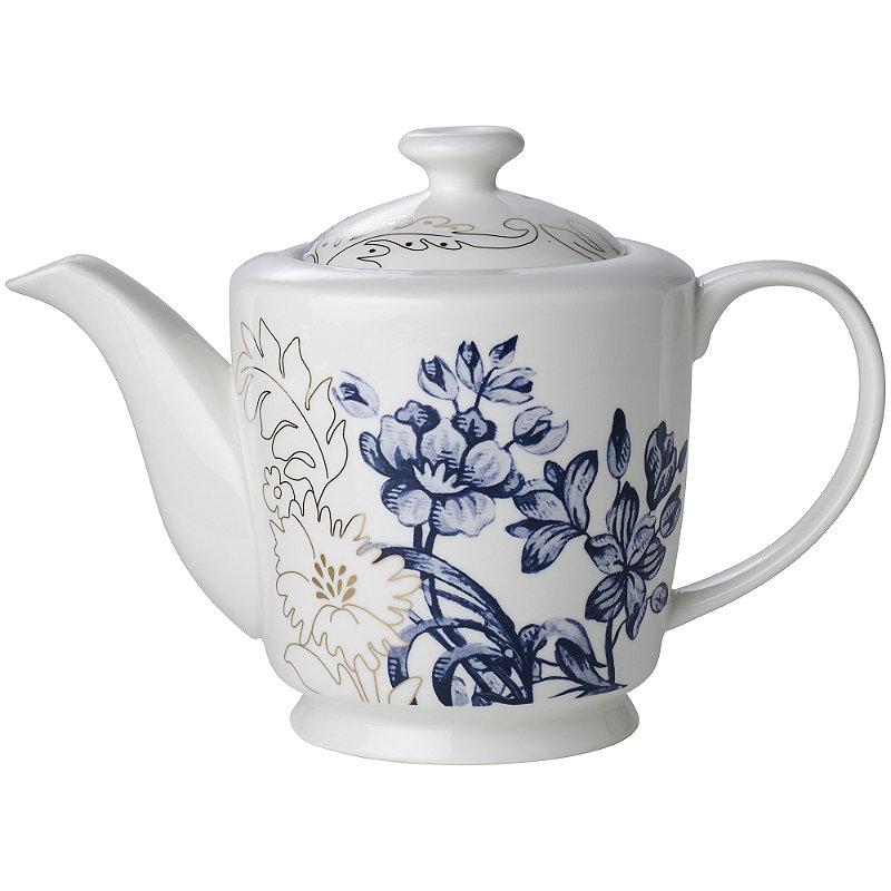 V&A Palmer's Silk 6-Cup Teapot