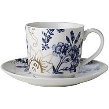 V&A Palmer's Silk Teacup & Saucer