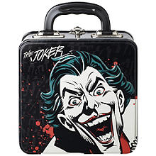 Batman Joker Tin Tote