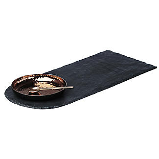 Just Slate Copper and Slate Serving Platter