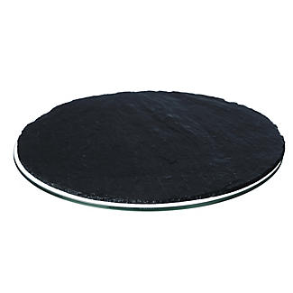 Just Slate Lazy Susan