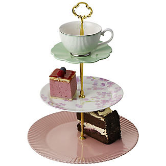 Eclectic 3 Tier Cake Stand alt image 2