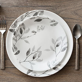 Corelle® 12-Piece Misty Leaves Dinner Set alt image 4