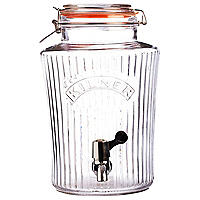 Kilner® Vintage 8 Litre Drinks Dispenser