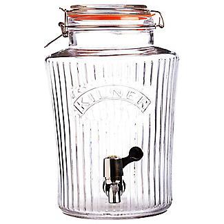 Kilner® Vintage 8 Litre Drinks Dispenser alt image 1