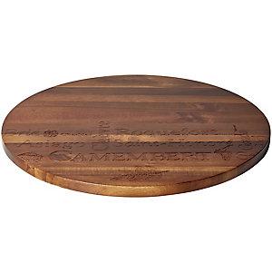 Savoir Faire Acacia Cheese Platter