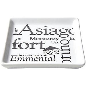 Savoir Faire 4 Appetizer Plates