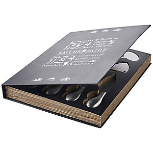 Savoir Faire Cheese Knife Set