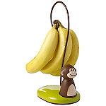 Bananenständer mit Äffchen