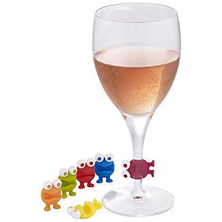 Lustige Anhänger für Weingläser
