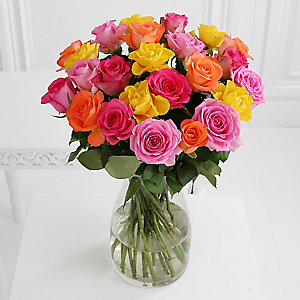 Fairtrade Sunshine Roses Bouquet With Free Express Delivery