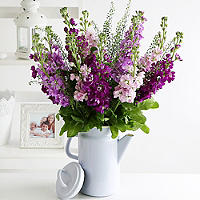 Country Kitchen Coffee Pot Bouquet With Free Express