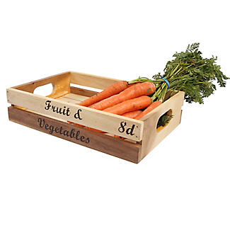 T&G Fruit and Vegetables Crate
