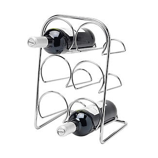 Hahn Pisa 6-Bottle Wine Rack