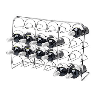 Hahn Pisa 24-Bottle Wine Rack