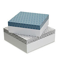 Decorative Storage Box Duo