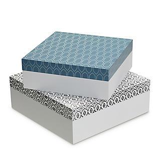 Decorative Storage Box Duo
