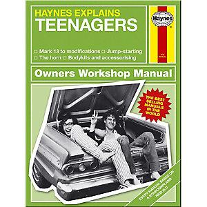 Haynes Explains Teenagers