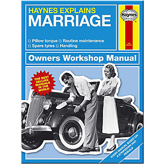 Haynes Explains Marriage alt image 1