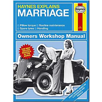 Haynes Explains Marriage
