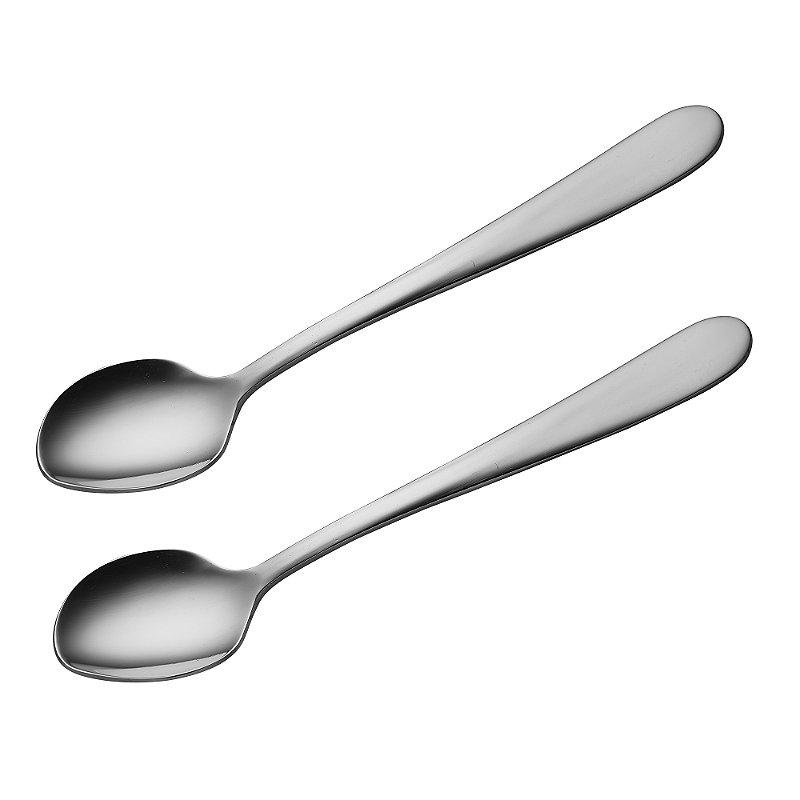 2 Alexandra Yoghurt Spoons