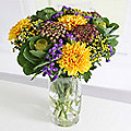 Harvest Festival Bouquet with Free Express Delivery