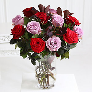 Autumn Romance Bouquet with Free Express Delivery