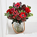 Festive Cheer Lantern Bouquet with Free Express Delivery