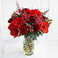 Yuletide Bouquet with Free Express Delivery