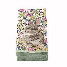 20 Truly Bunny Napkins