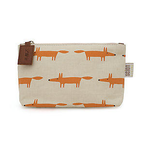 Scion Mr Fox Cosmetic Bag Medium