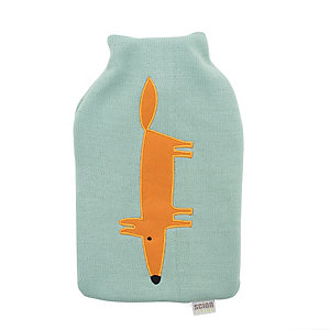 Scion Mr Fox Hot Water Bottle