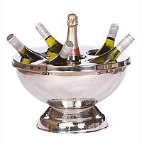 6 Bottle Elegant Wine and Champagne Cooler