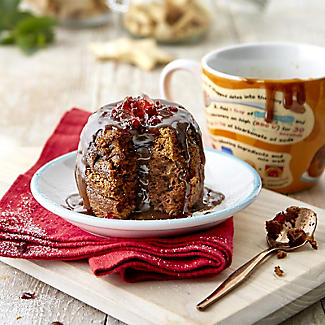 Sticky Toffee Pudding In A Mug With Saucer alt image 7