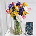 New Beginnings Bouquet Gift Set With Free Express Delivery