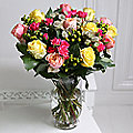 Deluxe Springtime Bouquet With Free Express Delivery
