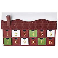 3D Advent Toy Shop Fillable Advent Calendar